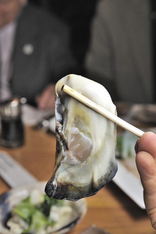 牡蛎つまみ