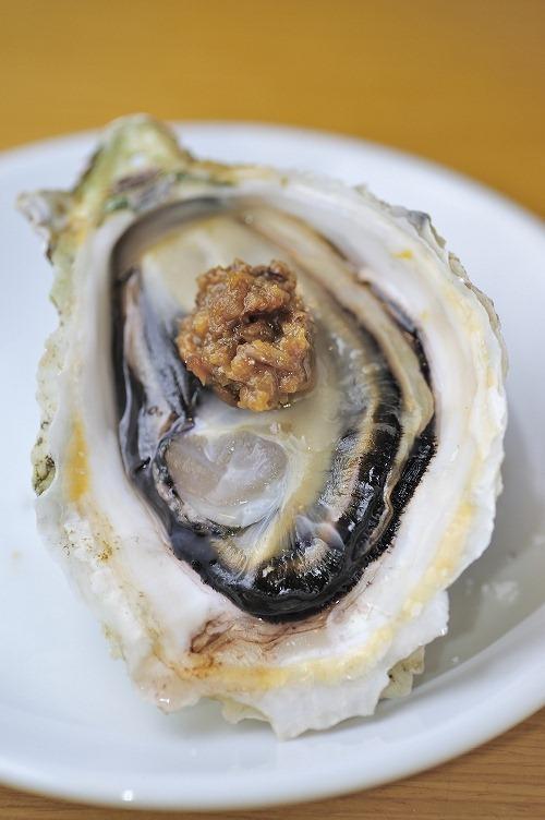 牡蛎にこじょうゆ (2)