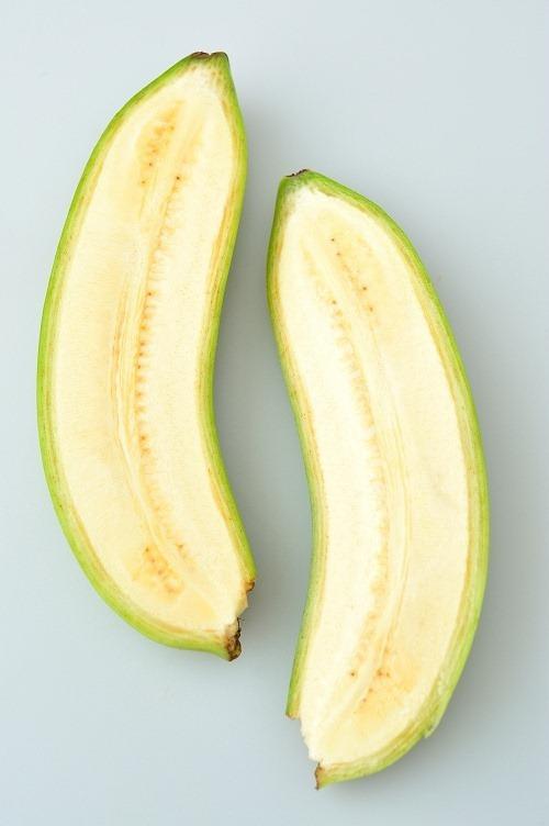 三尺バナナ断面