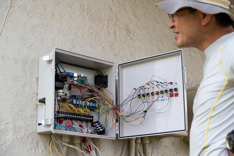 ハウス内の環境制御システム (2)